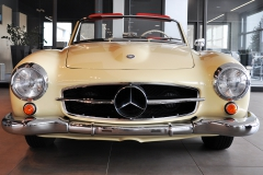 Mercedes Benz 190 SL Baujahr 1961 3