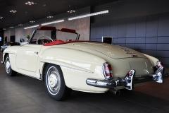 Mercedes Benz 190 SL Baujahr 1961 4