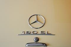 Mercedes Benz 190 SL Baujahr 1961 5