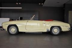 Mercedes Benz 190 SL Baujahr 1961 11