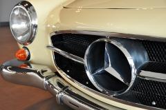 Mercedes Benz 190 SL Baujahr 1961 24